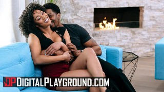 DigitalPlayground - Misty Stone Loves Isiah Maxwell's Big Cock In Her Mouth And Pussy