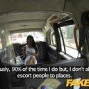 FakeTaxi - High class escort freebee blowjob xxarxx