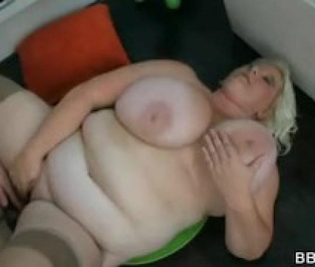Horny Guy Fucks Blonde Bbw Hooker