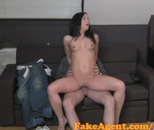 Fakeagent Hot Brunette Not Happy About Surprise Creampie In Office Free Porn Videos Youporn