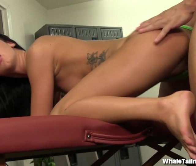 Hot Girl Fucked At The Gym With Thong Still On Free Porn Videos Youporn