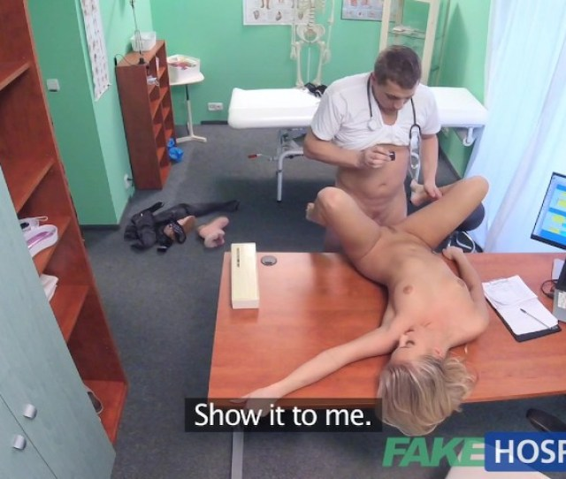 Fake Hospital Petite Blonde Deepthroats A Thick Dick Before Rough Fuck Free Porn Videos Youporn