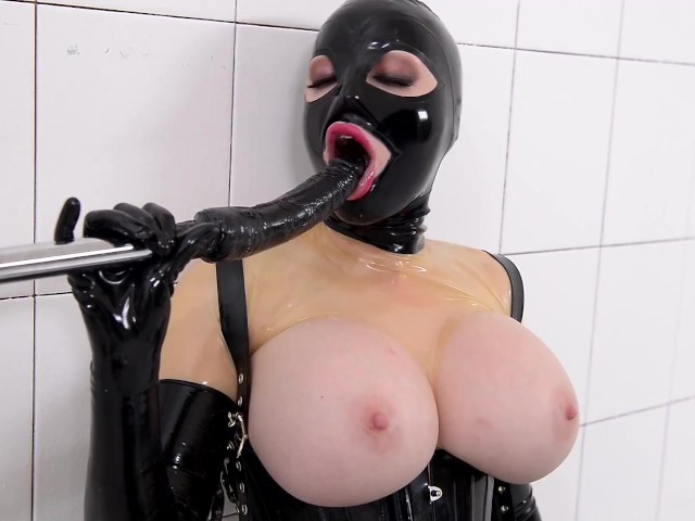 Prick On A Stick Latex Lucy Gets Drilled By A Fucking Machine Free Porn Videos Youporn