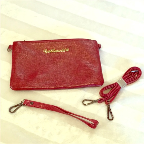 Guei Lutucchi Bags | Red Leather | Poshmark