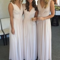 Dessy Dresses | Bridesmaid Dress In Cameo | Poshmark