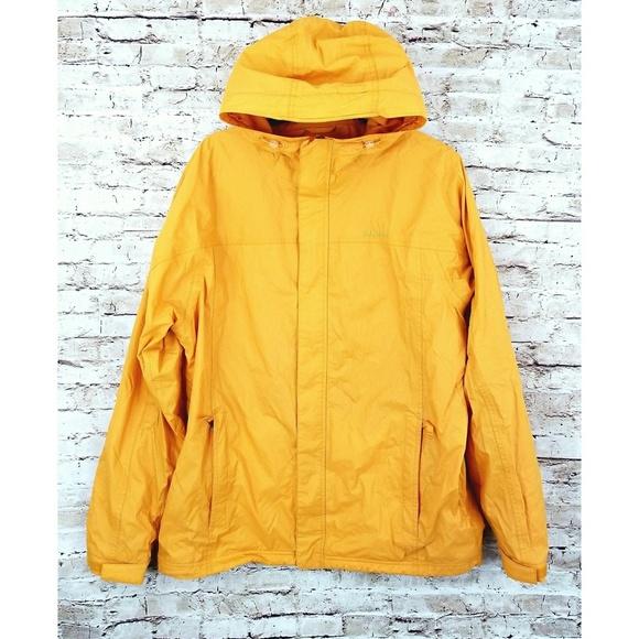 Ll Bean Mens Trail Model Rain Jacket L