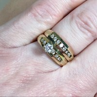 71% off Kay Jewelers Jewelry - Diamond & Gold Engagement ...