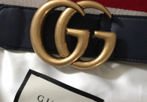 18f906107 Gucci Accessories Authentic Nwt Sylvie Red Blue White Belt Poshmark  Authentic Nwt Sylvie Red Blue White