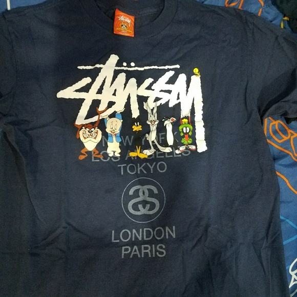 stussy kids limited edition