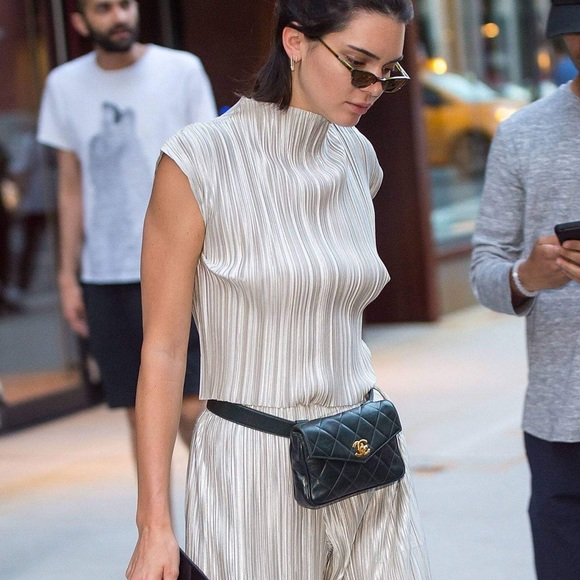 Image result for chanel waist bag
