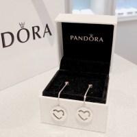 Pandora Jewelry | Pure Love Dangle Earrings 296577fpc ...