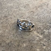 53% off James Avery Jewelry - James Avery crown ring size ...