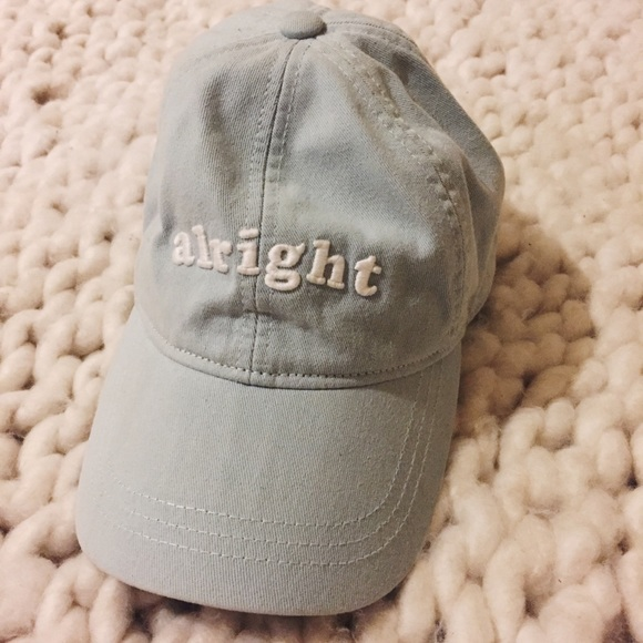 american eagle alright hat