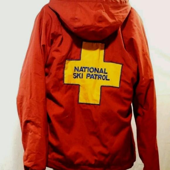 rare vtg national ski