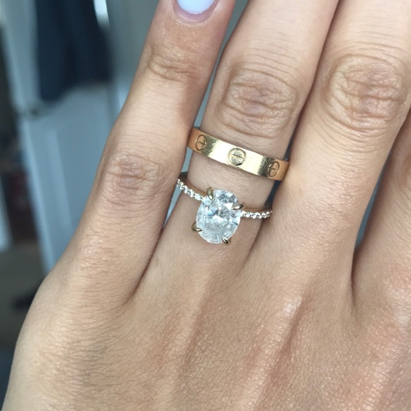 Cartier love ring  Teurer Schmuck