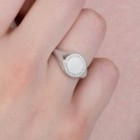 Pandora Jewelry | Authentic Signet Ring | Poshmark