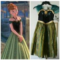 Dresses   Frozen Anna Coronation Dress   Poshmark