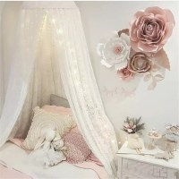 Pottery Barn Kids Accessories | Bed Canopy Colorful ...