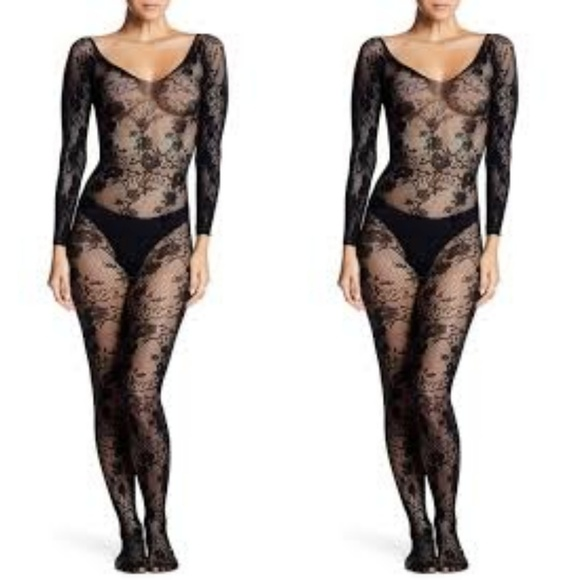 free press Intimates  Sleepwear  Super Sexy Sm Full Lace