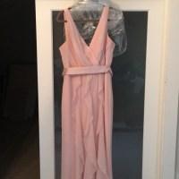 Vera Wang Dresses | Blush Bridesmaid Dress | Poshmark