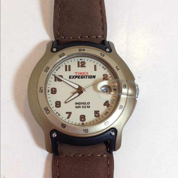 timex accessories expedition watch