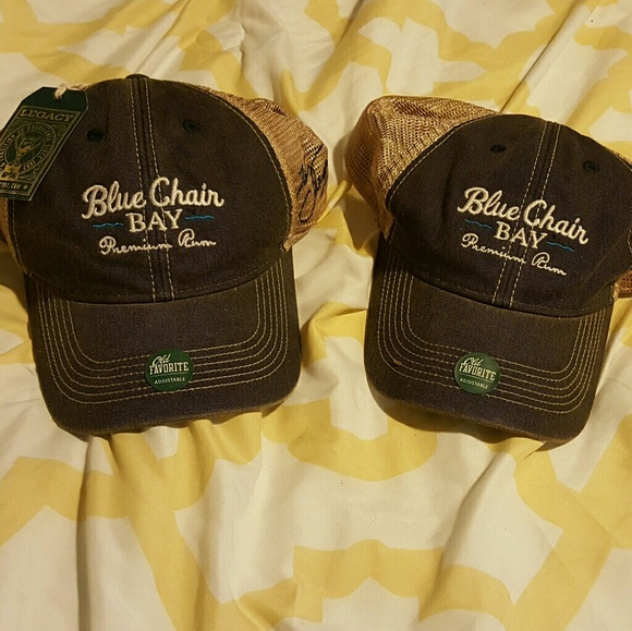 kenny chesney blue chair bay hats high back leather dining chairs australia legacy accessories rum baseball cap hat