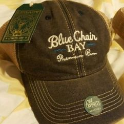 Kenny Chesney Blue Chair Bay Hats Baby Target Legacy Accessories Rum Baseball Cap Hat