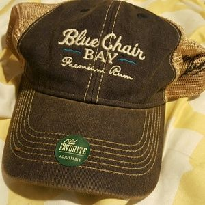 kenny chesney blue chair bay hats reclining padded beach with footrest legacy accessories rum baseball cap hat