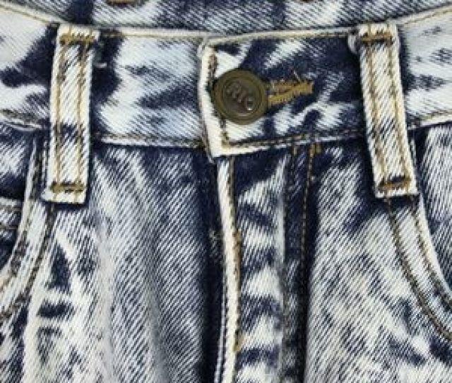 Vintage Jeans Vintage Rio Mom Jeans High Waist Light Wash