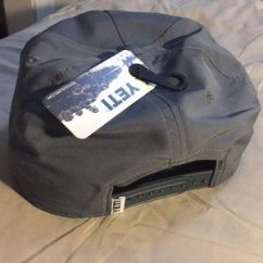 Yeti Chair Accessories Pull Out Chairs Gray Snapback Mens Hat Poshmark Men S