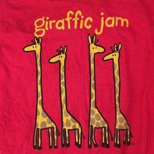 disney giraffic jam t