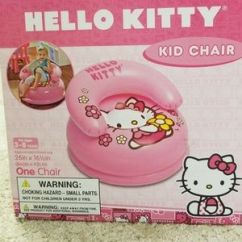 Hello Kitty Potty Chair Swedish Dining Other Make An Offer Bnib Inflatable Poshmark