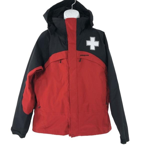 patagonia ski patrol jacket