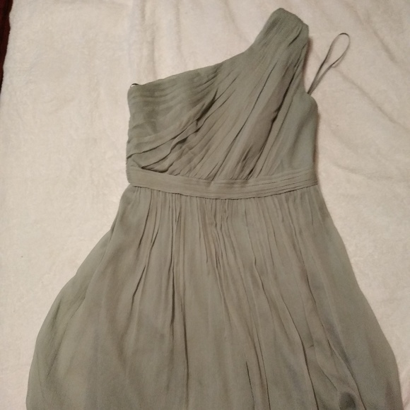 J Crew Dresses  Jcrew Green Prom Dresss  Poshmark