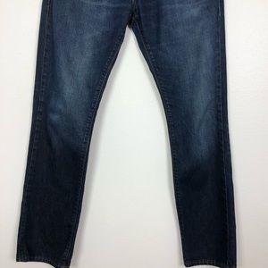 GAP Jeans   Mens 1969 Slim Rockaway Straight Leg 30   Poshmark