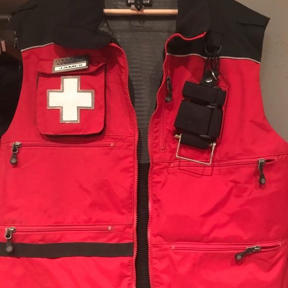 ski patrol jacket men