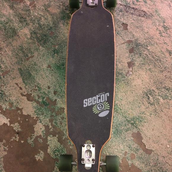 sector 9 longboard