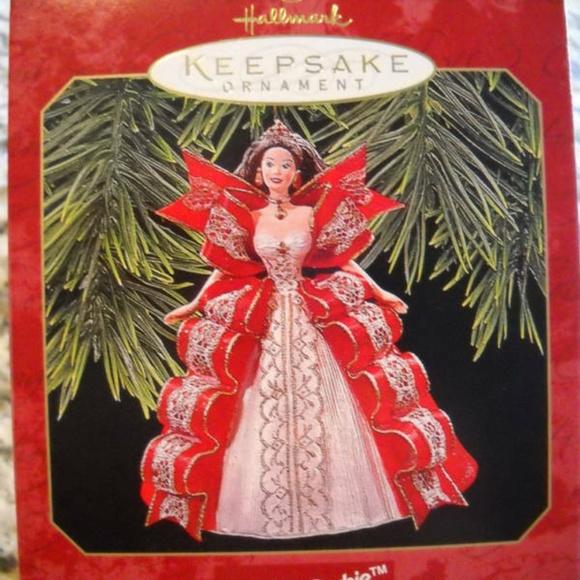 Barbie Christmas Ornament 2019