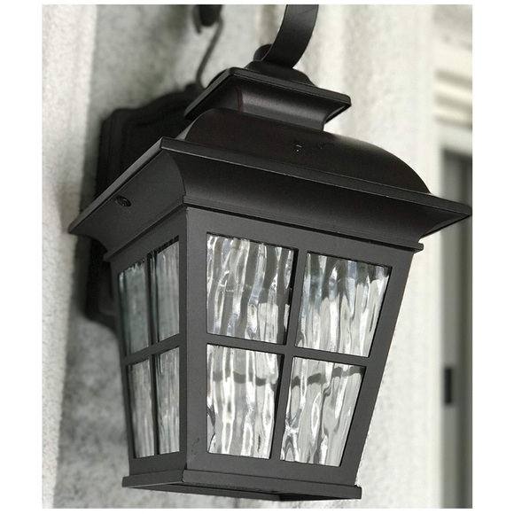 outdoor coach light with camera online