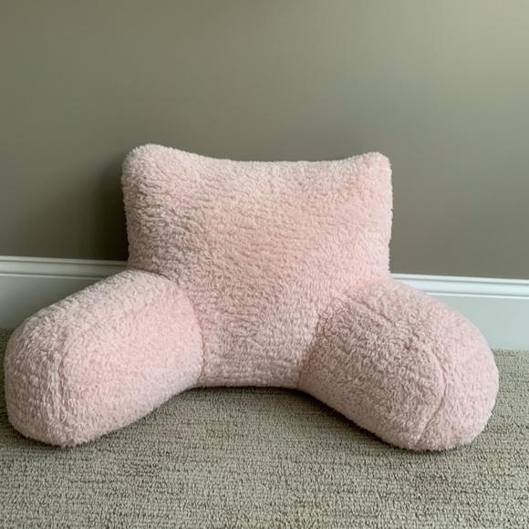 pb dorm cozy lounge around pillow with insert