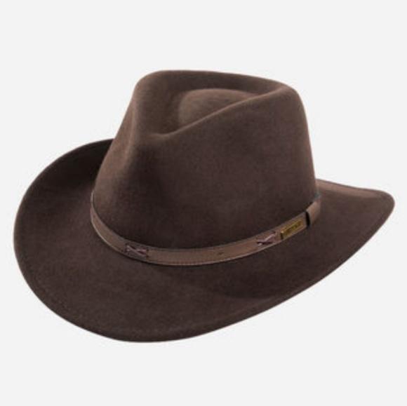 pendleton brown hat medium