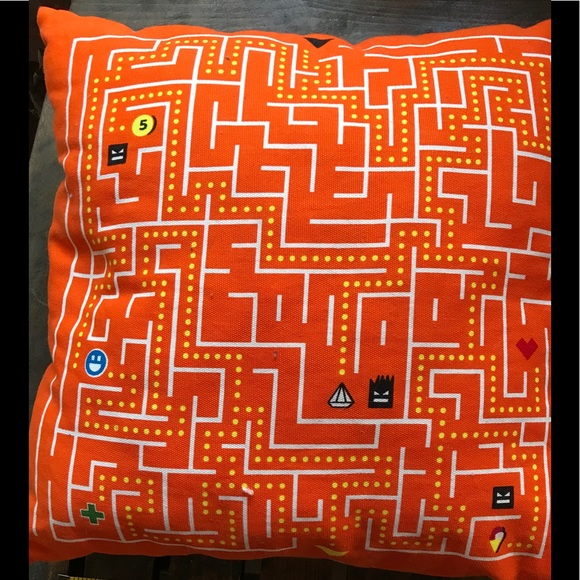 pac man pillow eligible for 5 25