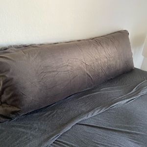 ugg body pillow cover