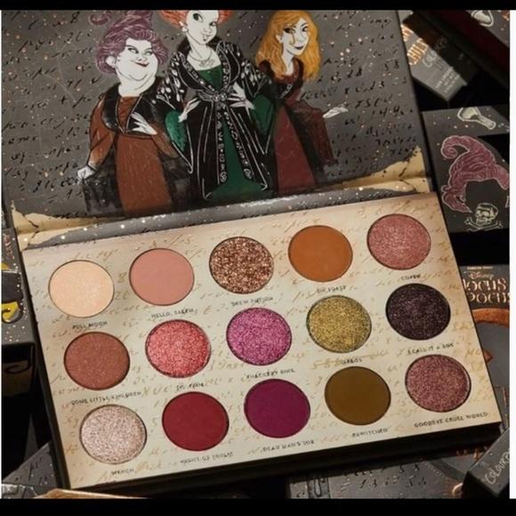 Colourpop Hocus Pocus Eyeshadow Palette
