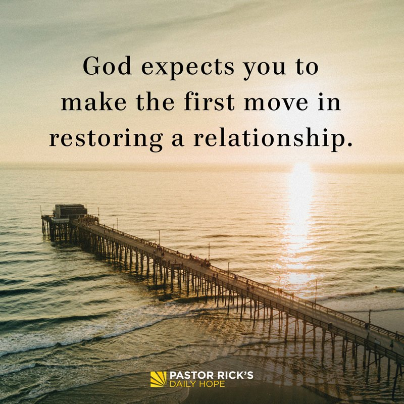03-02-18-Broken-Relationships-Restoring-Relationships-Take-The-Initiative