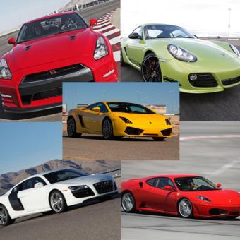Ultimate Exotic Car Racing In Las Vegas At Cloud 9 Living