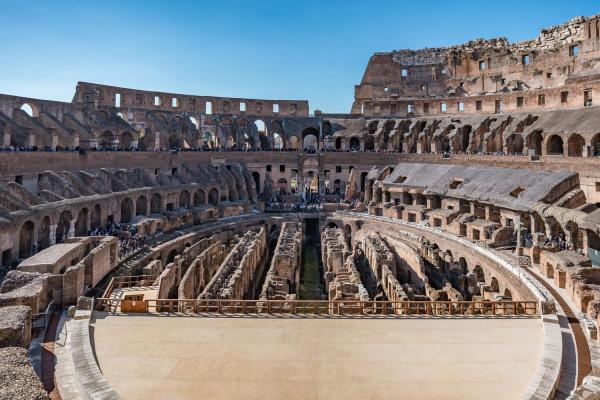 Immersive Colosseum Tour With Roman Forum & Palatine Hill - Roma