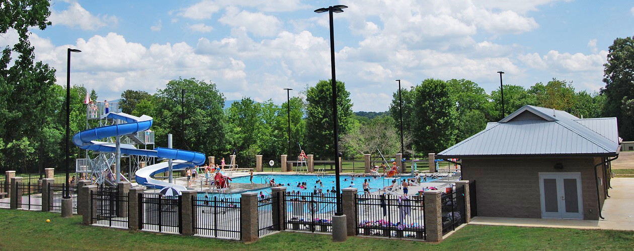 Clyde Austin 4-H Camp Pool edit