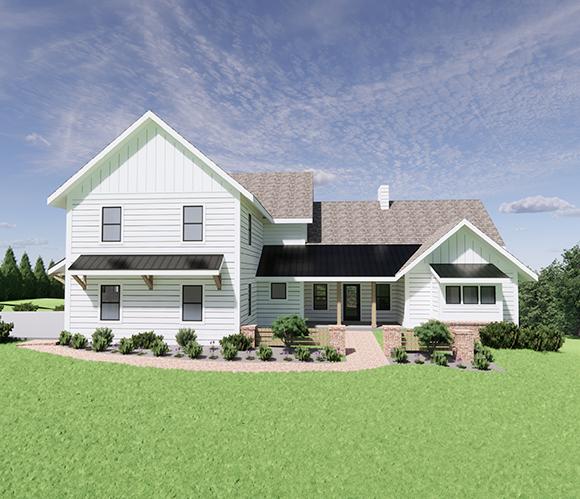 Contemporary Farmhouse (3)