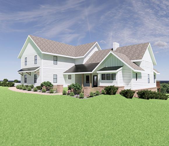 Contemporary Farmhouse (4)